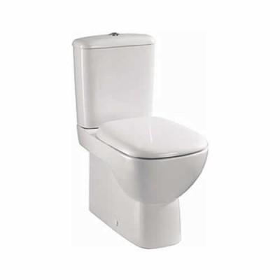 Koło Style kompakt WC zestaw Rimfree