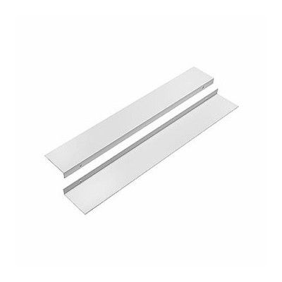 Koło UNI2 zestaw profili do instalacji wnękowej kolor biały