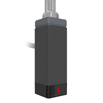 Terma ONE K30x30 grzałka metallic black z kablem 400W