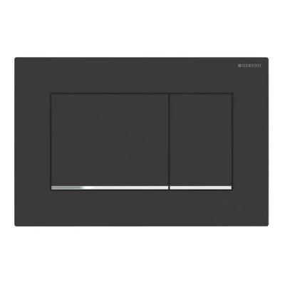 Geberit Sigma 30 przycisk spłukujący czarny mat 115883141