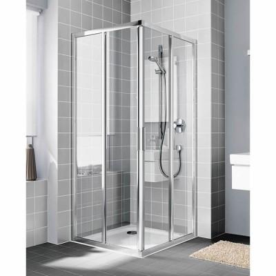 Kermi Cada XS kabina kwadratowa drzwi rozsuwane 120 cm