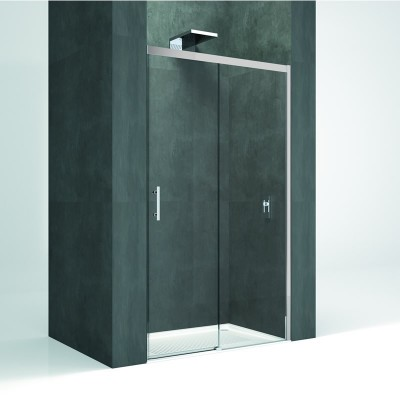 Novellini Kali PH drzwi do wnęki przesuwne 170 cm