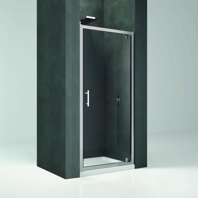 Novellini Kali G drzwi do wnęki uchylane 80 cm