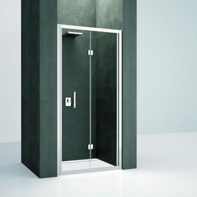 Novellini Kali S drzwi do wnęki składane 70 cm