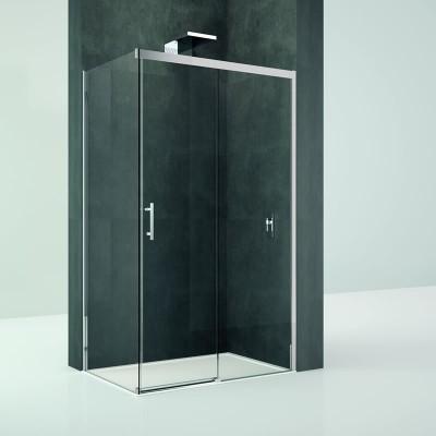 Novellini Kali PH+FH kabina prostokątna drzwi rozuwane 100x80 cm