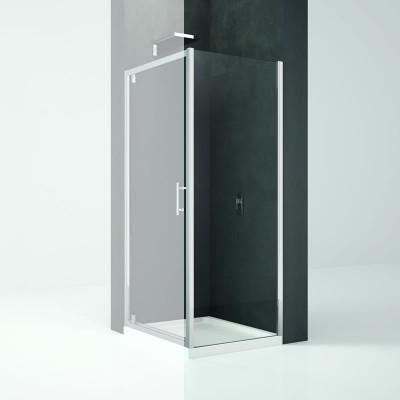Novellini Kali F ścianka boczna do drzwi 80 cm