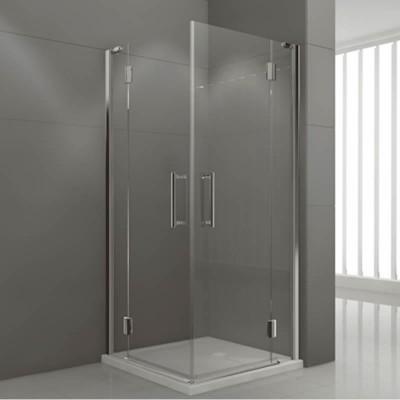 Novellini Modus A kabina kwadratowa drzwi uchylne 80x80 cm
