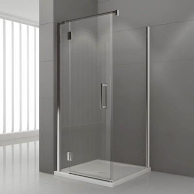 Novellini Modus G+F kabina prostokątna drzwi uchylne 100x80 cm lewa