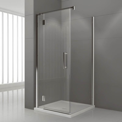 Novellini Modus G+F kabina prostokątna drzwi uchylne 100x90 cm lewa