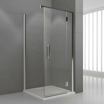 Novellini Modus G+F kabina prostokątna drzwi uchylne 100x90 cm prawa