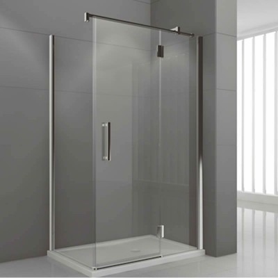 Novellini Modus G+F kabina prostokątna drzwi uchylne 120x90 cm prawa