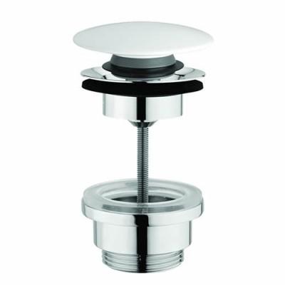 Trend Armatura korek klik-klak do umywalki okrągły ceramiczny