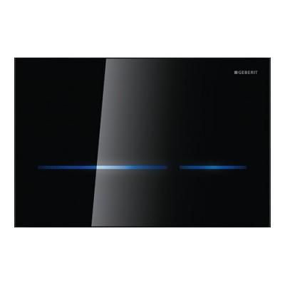 Geberit Sigma 80 elektroniczny przycisk spłukujący 12 cm