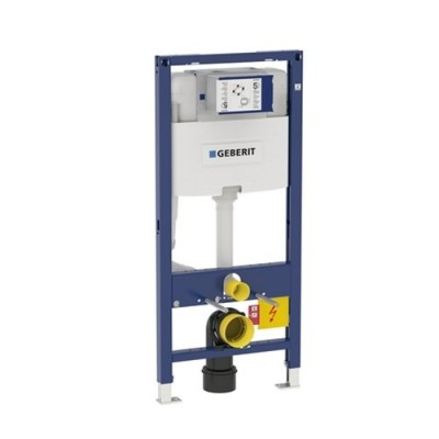 Geberit Duofix stelaż podtynkowy do WC Omega 12 cm H112