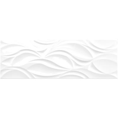 Egen Narval White płytka ścienna 30x90 cm