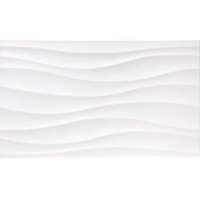 Egen Blanco Egeo Brillo płytka ścienna 33,5x55 cm