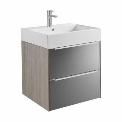 Roca Inspira zestaw łazienkowy Unik 60 cm z szufladami