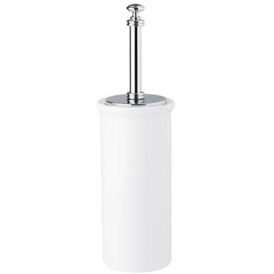 Allpe Perla szczotka WC stojąca ceramiczna