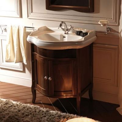 Kerasan Retro szafka stojąca z drzwiczkami pod umywalkę 69 cm