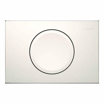 Geberit Delta 11 przycisk spłukujący biały 115120111