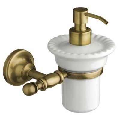 Allpe Perla dozownik na mydło ceramiczny