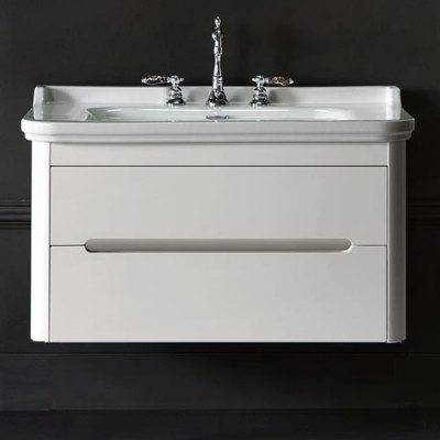 Kerasan Waldorf szafka podumywalkowa 100 cm biały mat 919230