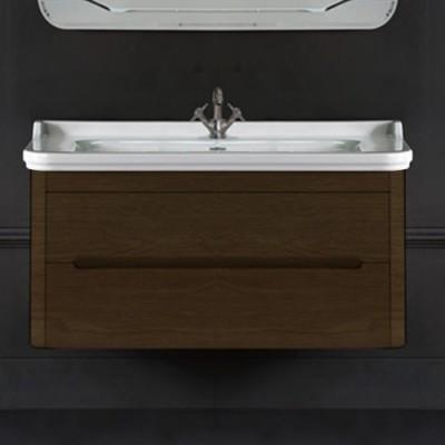 Kerasan Waldorf szafka podumywalkowa 100 cm orzech włoski 919246