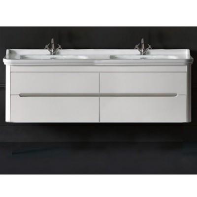 Kerasan Waldorf szafka podumywalkowa 150 cm biały mat 919130