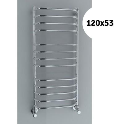 Imers Wermo grzejnik łazienkowy 120x53 cm biały połysk 1152/BIP