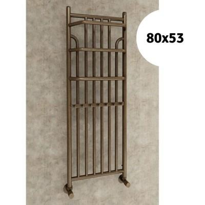 Imers Minas grzejnik łazienkowy 80x53 cm biały połysk 0442/BIP