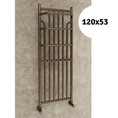Imers Minas grzejnik łazienkowy 120x53 cm biały połysk 0462/BIP