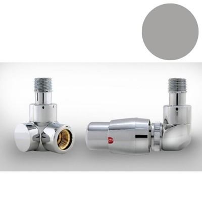 Imers zestaw termostatyczny trójosiowy chrom 1520/CHB