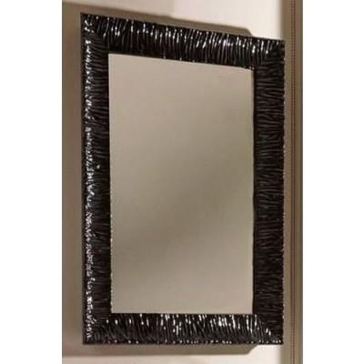 Kerasan Retro lustro 70x100 cm czarny 736501