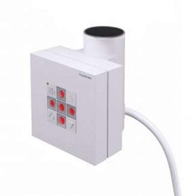 Terma KTX2 grzałka elektryczna 120W biała z kablem prostym z wtyczką WEKT201T916W