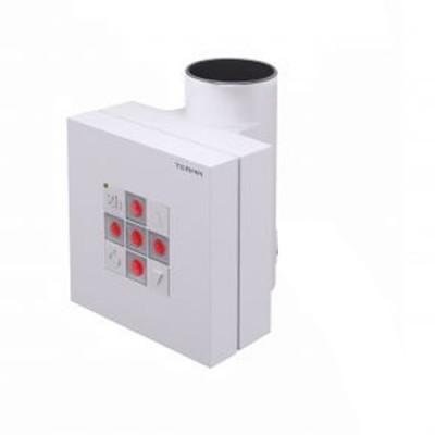 Terma KTX2 grzałka elektryczna 120W biała bez kabla z maskownicą WEKT201T916S