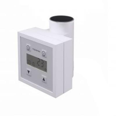 Terma KTX3 grzałka elektryczna 120W biała bez kabla z maskownicą WEKT301T916S