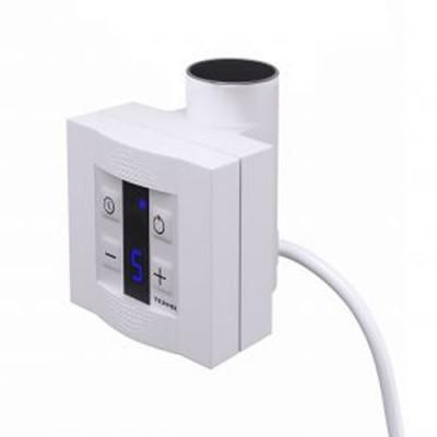 Terma KTX4 grzałka elektryczna 120W biała z kablem prosty z wtyczką WEKT401T916W