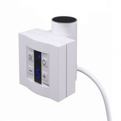Terma KTX4 grzałka elektryczna 120W biała z kablem prosty bez wtyczki WEKT401T916P