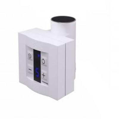 Terma KTX4 grzałka elektryczna 120W biała bez kabla z maskownicą WEKT401T916S
