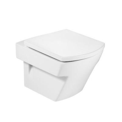 Roca Hall Compacto muszla WC wisząca Maxi Clean A34662700M