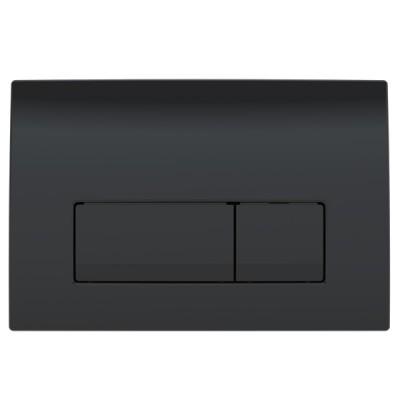 Geberit Delta 51 przycisk spłukujący czarny 115105DW1
