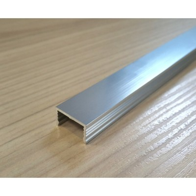 Egen Listwa dekoracyjna aluminiowa 1,5x250 cm