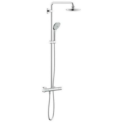 Grohe Euphoria System 180 system prysznicowy z termostatem 27296001