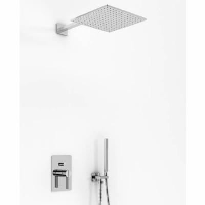 Kohlman Dexame kompletny zestaw prysznicowy podtynkowy QW210DQ