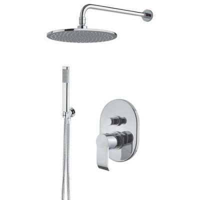 Armando Vicario Stile kompletny zestaw prysznicowy deszczownica + słuchawka