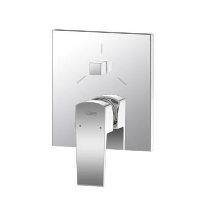 Vedo Sette bateria wannowo-prysznicowa podtynkowa z przełącznikiem trójdrożnym