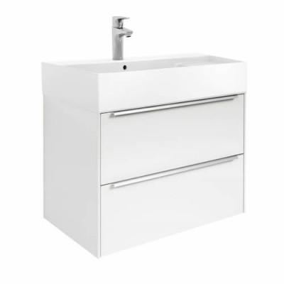 Roca Inspira zestaw łazienkowy Unik 80 cm z szufladami