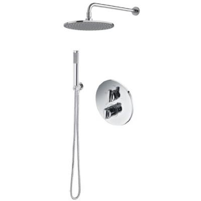 Vicario Ovale kompletny zestaw prysznicowy TOZES20