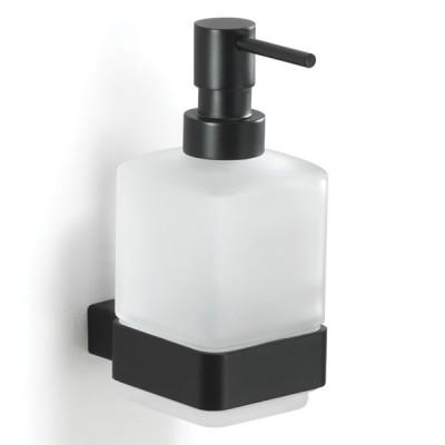 Gedy Lounge dozownik na mydło wiszący czarny