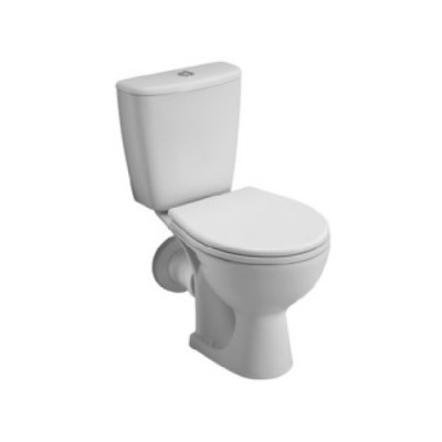 Koło Rekord zestaw WC kompakt odpływ poziomy